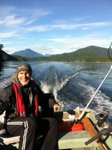 Fishing at Grace Bay